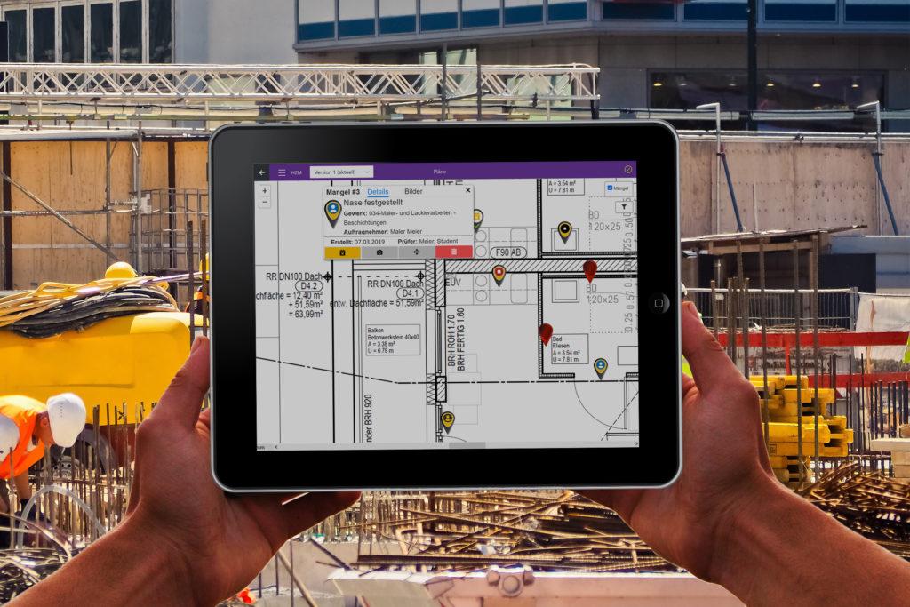 Digitale Bauteilprüfungen